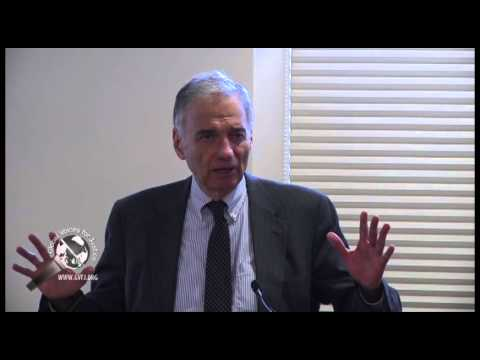 Ralph Nader: The Corporatization of Your Dreams Part 1 of 2