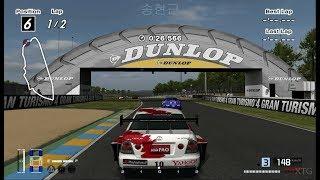 Gran Turismo 4 - Lexus IS 200 GT-1 Race Car