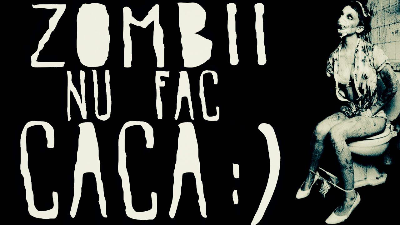 TOP 10 Motive ca NU vor exista Zombie