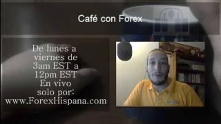 Forex con Café del 8 de Diciembre 2016