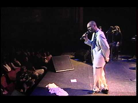 Forgiveness - Kenny Lattimore Live at the Warner Theater