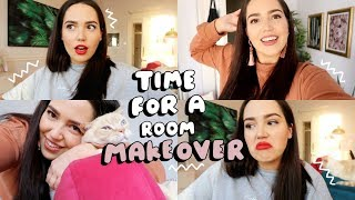 It's Time For A Room Makeover!
