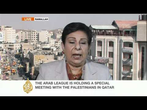 Arab League to back Palestinians' UN bid