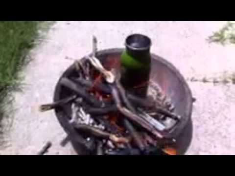 Easy way of removing paint from stainless steel bottle for Remove paint from stainless steel