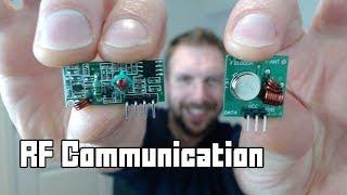 Radio-Frequency (RF) Communication Modules