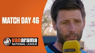 National League Highlights Show - Match Day 46