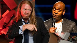 Why Dave Chappelle iṡ CANCELLED!