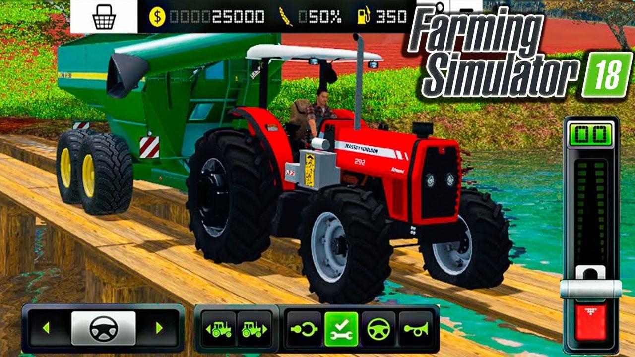 Как скачать фермер симулятор 2018 видео