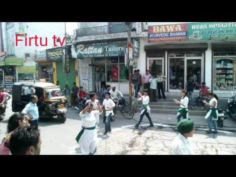 Nukar natak by delhi public school at books market khanna-firtu tv