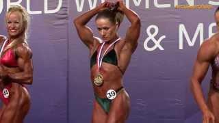 2013 World IFBB Women's BODYBUILDING - Award Ceremony