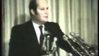 Asbestos in Schools Campaign Press Conference 1979 USEPA
