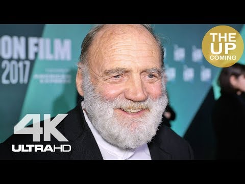 Bruno Ganz on The Party and Brexit sadness at London Film Festival premiere