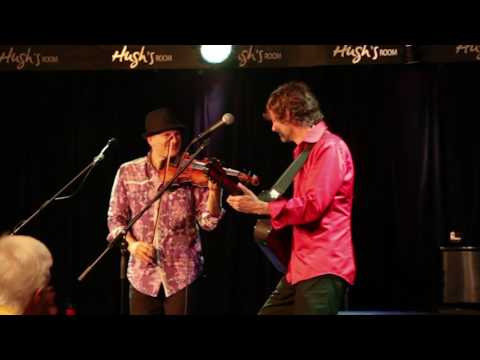 Stomping At The Rex - Sultans Of String - Duo At Hugh's Room