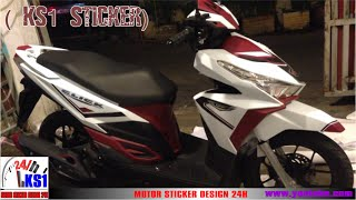 Honda Click 125i Good Modified   The bet style in CAMBODIA