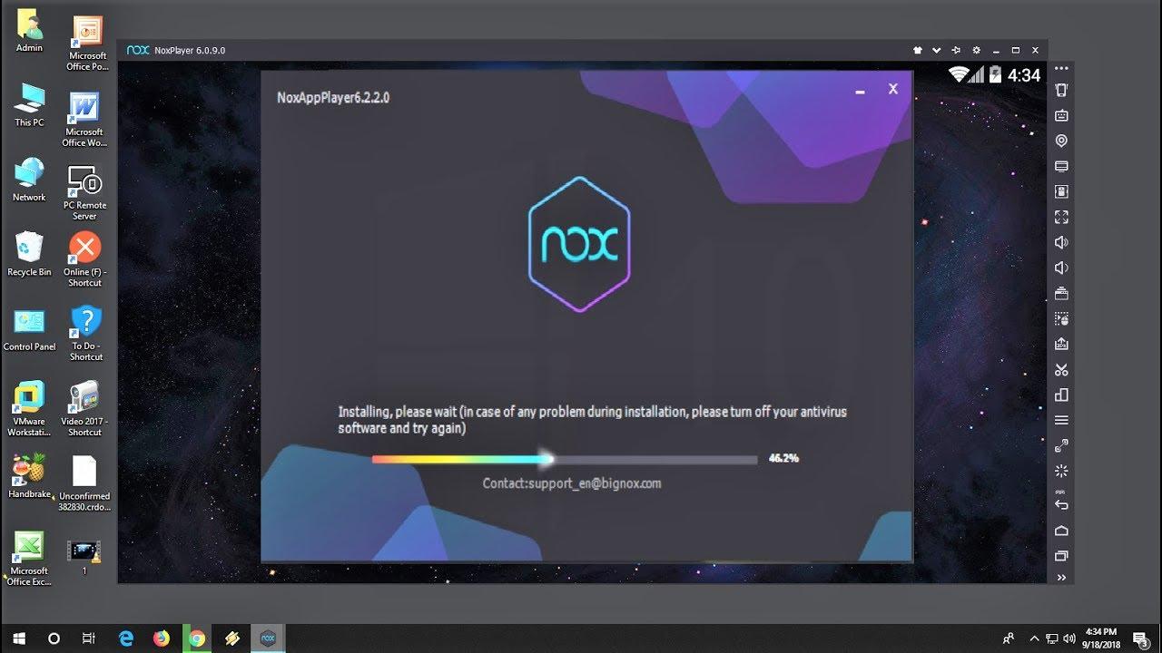 Nox Screenshot Location