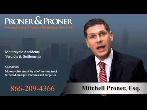 Motorcycle Accident Lawyer Rego Park, NY (866) 209-4366 New York Lawsuit Settlement