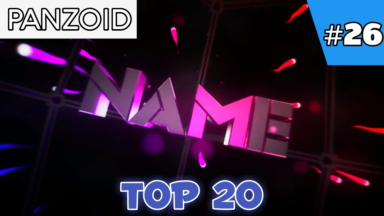 Top 20 Panzoid Intro Templates 2017 + Free Download - YouTube