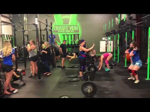18.2 CrossFit Viera intramural open