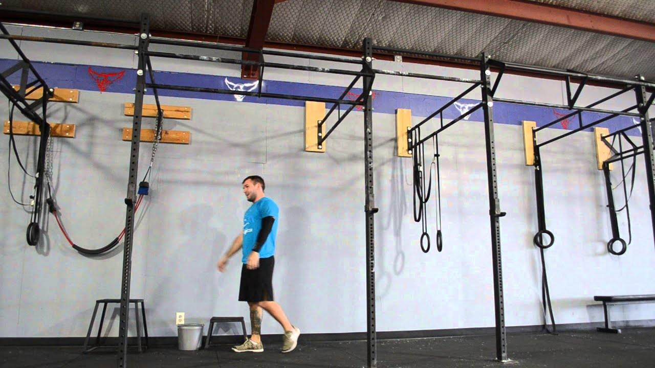 James long of crossfit 254 doing pull ups youtube for Pull it off definition