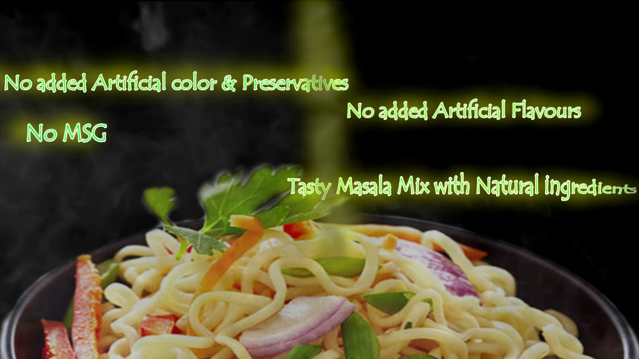 Natural Chemical Free Millet Noodles - YouTube