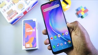 Tecno Camon 12 Unboxing and Initial Impressions