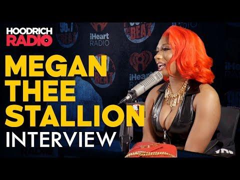 DJ Scream - Megan Thee Stallion Talks Perfecting Her Craft, New Music, & More!