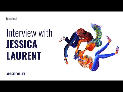 FINDING YOURSELF AS AN ARTIST -WITH JESSICA LAURENT (EP.61)