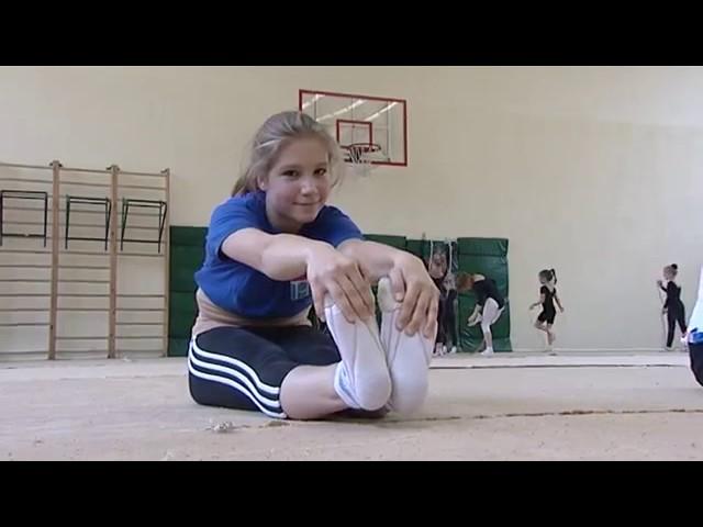 Художеств  гимнастика И  Самсонова