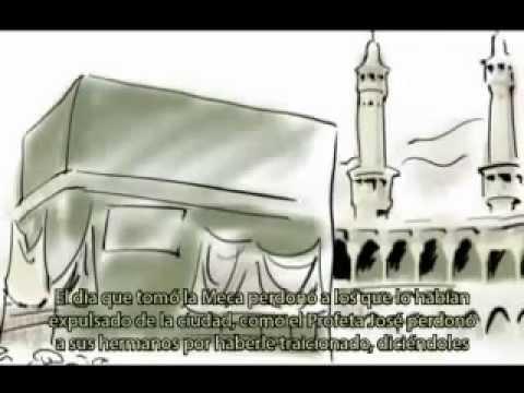 Quien es El Profeta Muhammad (Mahoma) 2 de 2