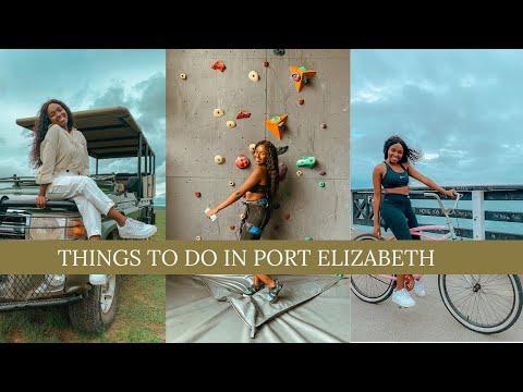 Things to do in Port Elizabeth(Gqeberha)