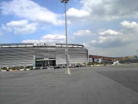 Meadowlands Sports Complex 3 Mets Life Secacus NJ