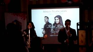 KISAH KITA (LIVE)- Nieyl & Sabhi Saddi 19032015