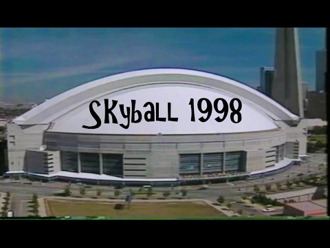Skyball 1998 Vintage Old School Historic Paintball Tournament at the Skydome