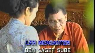 04 Jawat Dini Jawat Ditu   I Nyoman Sudiana & Anom Putri (Klip Asli - Lagu Bali).