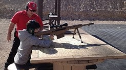 The GOATs play with a Barrett M82A3