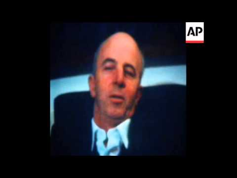 SYND 25/08/71IRA CHIEF JOSEPH CAHILL INTERVIEW