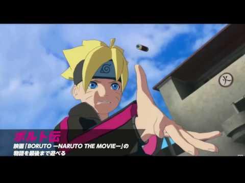 Test : Naruto Shippuden Ultimate Ninja Storm 4: Road to Boruto