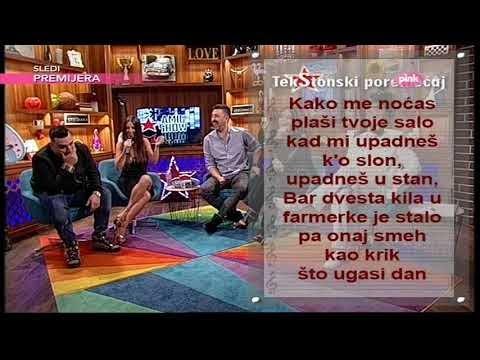 Ami G Show S09 - TekStonski Poremecaj - Ana Sevic I Darko Lazic
