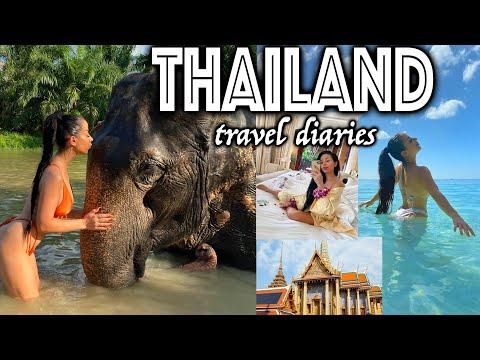 A Very #EXTRA Thailand Travel Vlog!