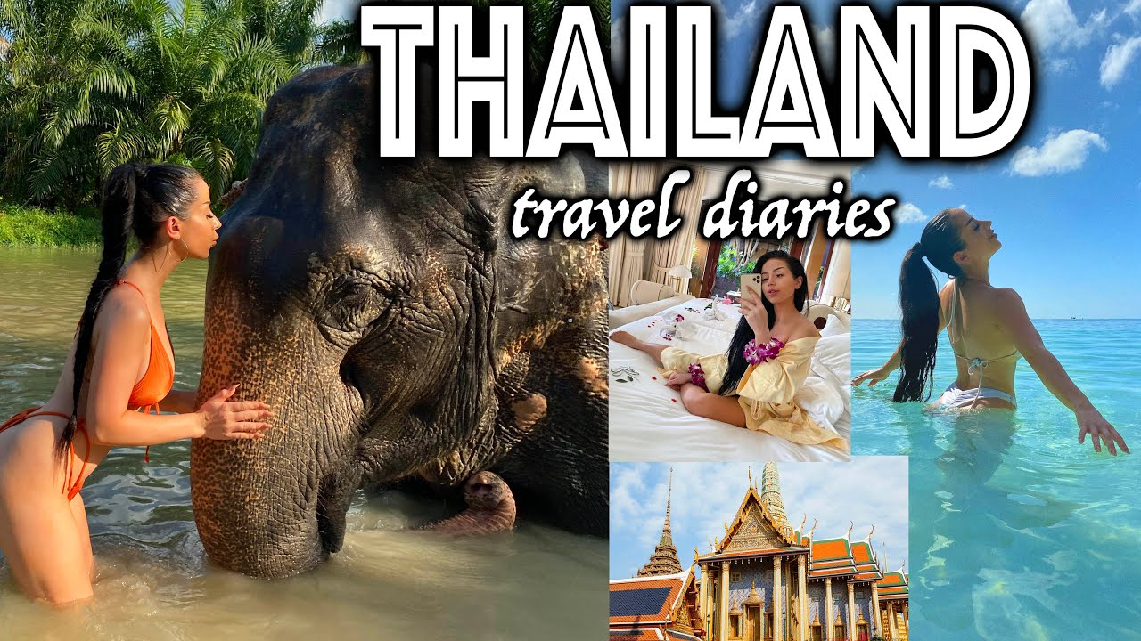 A Very #EXTRA Thailand Travel Vlog!