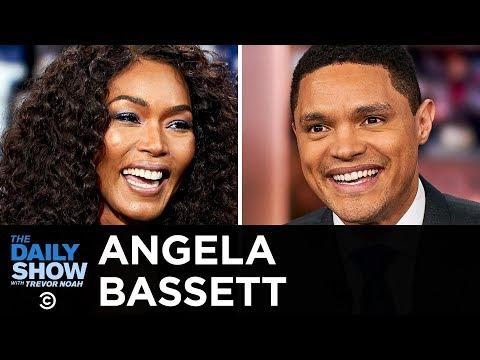 "Angela Bassett - ""Otherhood,"" Career Highlights and Real-Life Motherhood | The Daily Show"