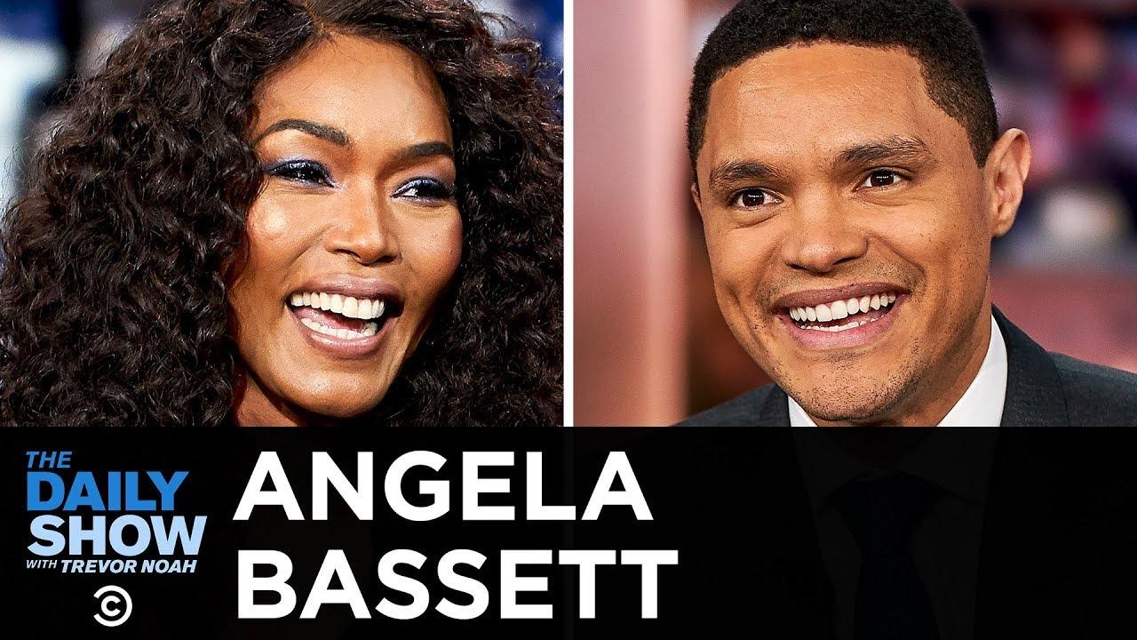 "Download Angela Bassett - ""Otherhood,"" Career Highlights and Real-Life Motherhood | The Daily Show"