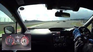 WRX S4で富士スピードウェイサーキット走行会初参加 走行台数が52台と...