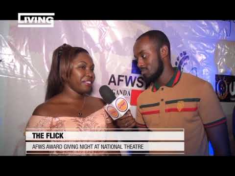 #The Flick on Living: AFWS Award giving night at National Theatre