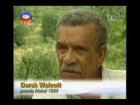 Derek Walcott: intervista al Premio Nobel per la Letteratura