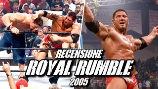 Recensione WWE Royal Rumble 2005
