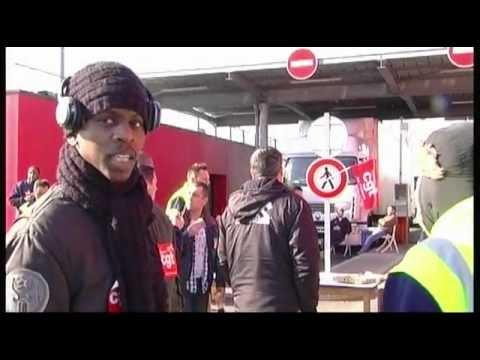 Grève contre la perte de nos RTT au Fret Air France