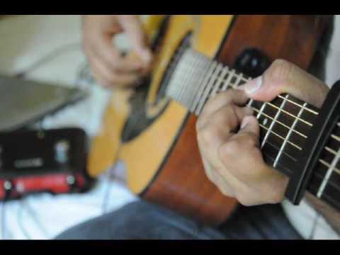 Guitar pehla nasha guitar tabs lesson : PEHLA NASHA - JO JEETA .. ACOUSTIC GUITAR FINGERSTYLE - YouTube