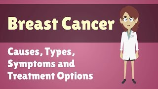 Breast Cancer - Causes, Types, Symptoms and Treatment Options