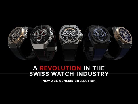 TW Steel I Ace Genesis - A Revolution in the Swiss Watch Industry